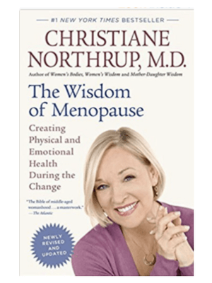 wisdom of menopause book