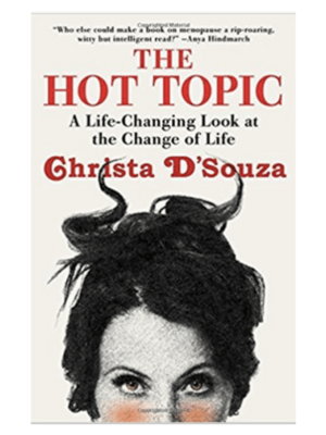Hot topic menopause books
