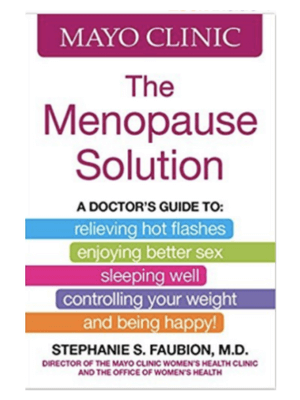 the menopause solution book
