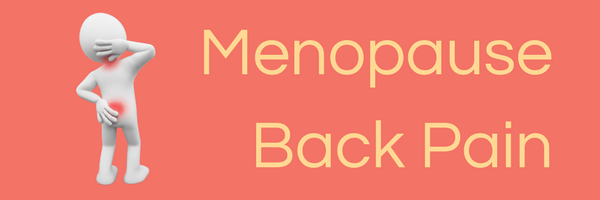 Menopause back pain