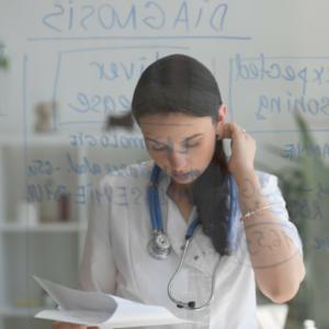 doctor - menopause doctor