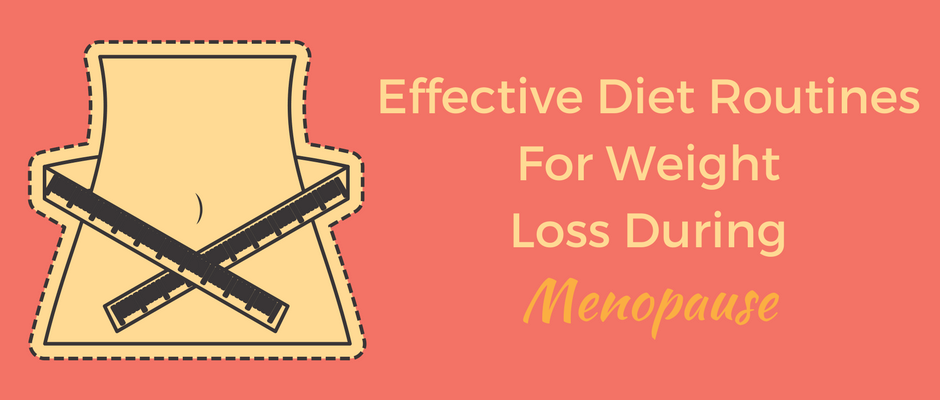 Weight loss for Menopause