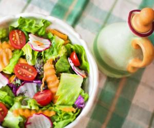 salad - menopause symptom tracker