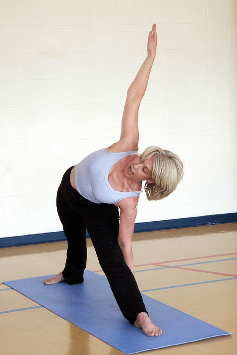yoga for over 50