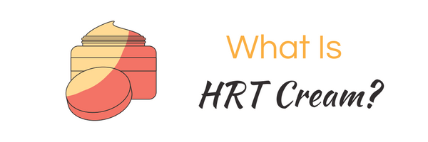 What is HRT cream
