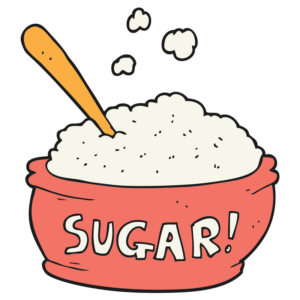 sugar - menopause symptoms