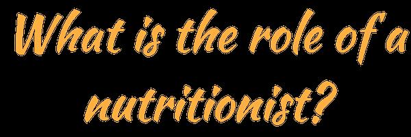 Nutritionist - menopause symptoms