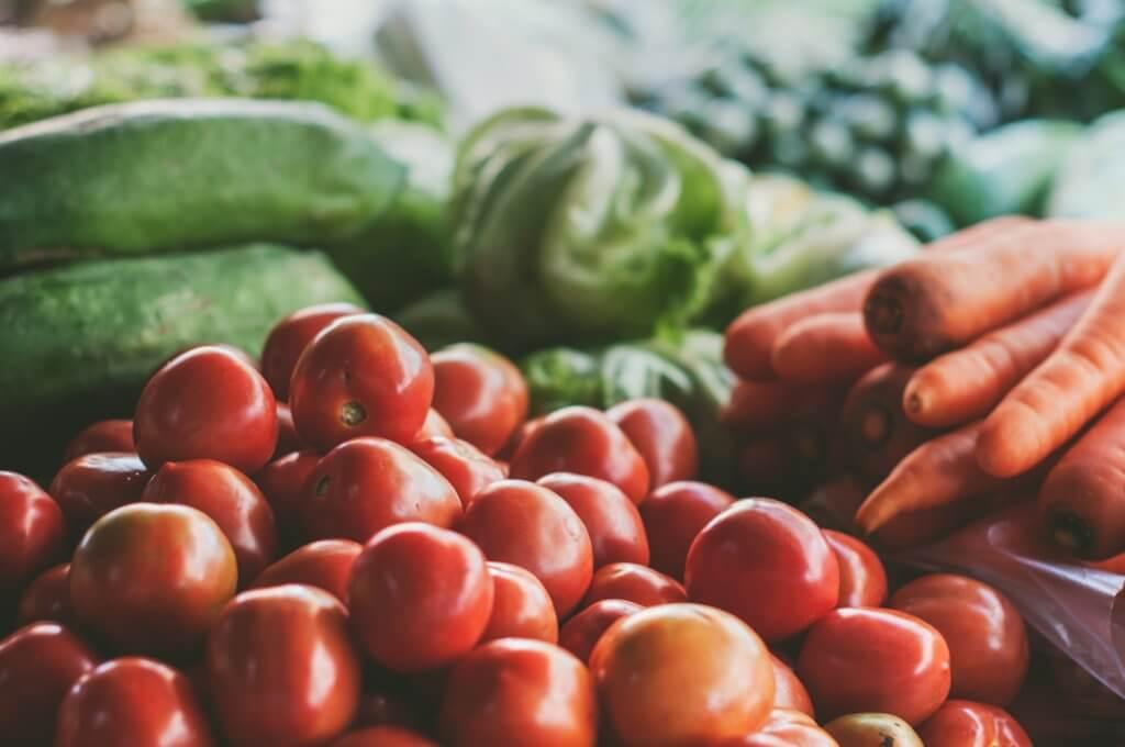 food - menopause symptoms