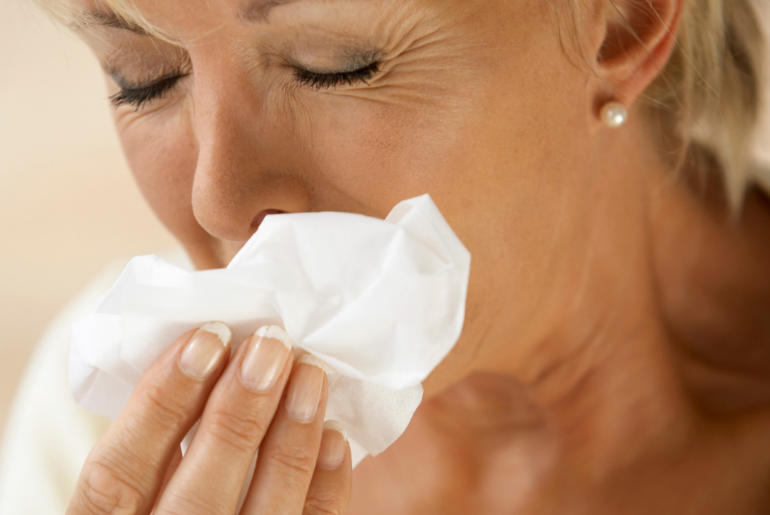 Why Peeing When You Sneeze Isn't Normal