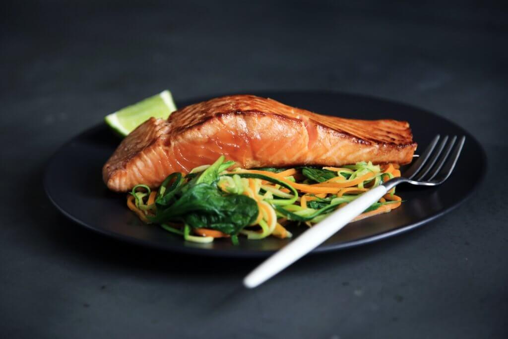 salmon - thyroid