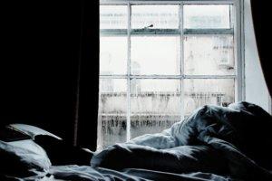 bed - male night sweats