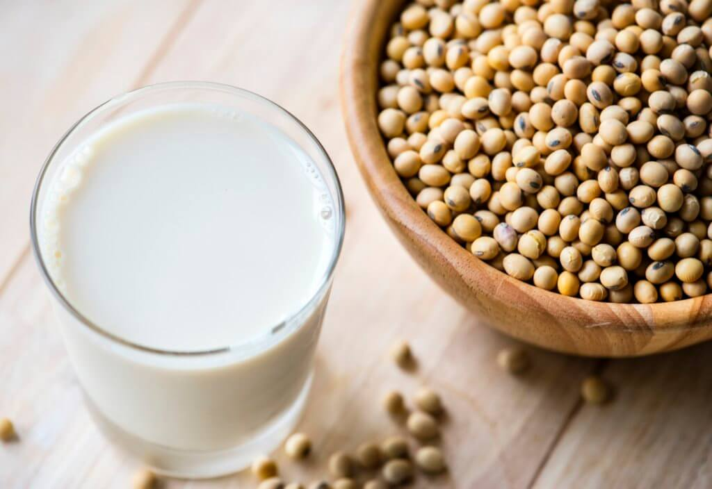 soybeans - soy for menopause