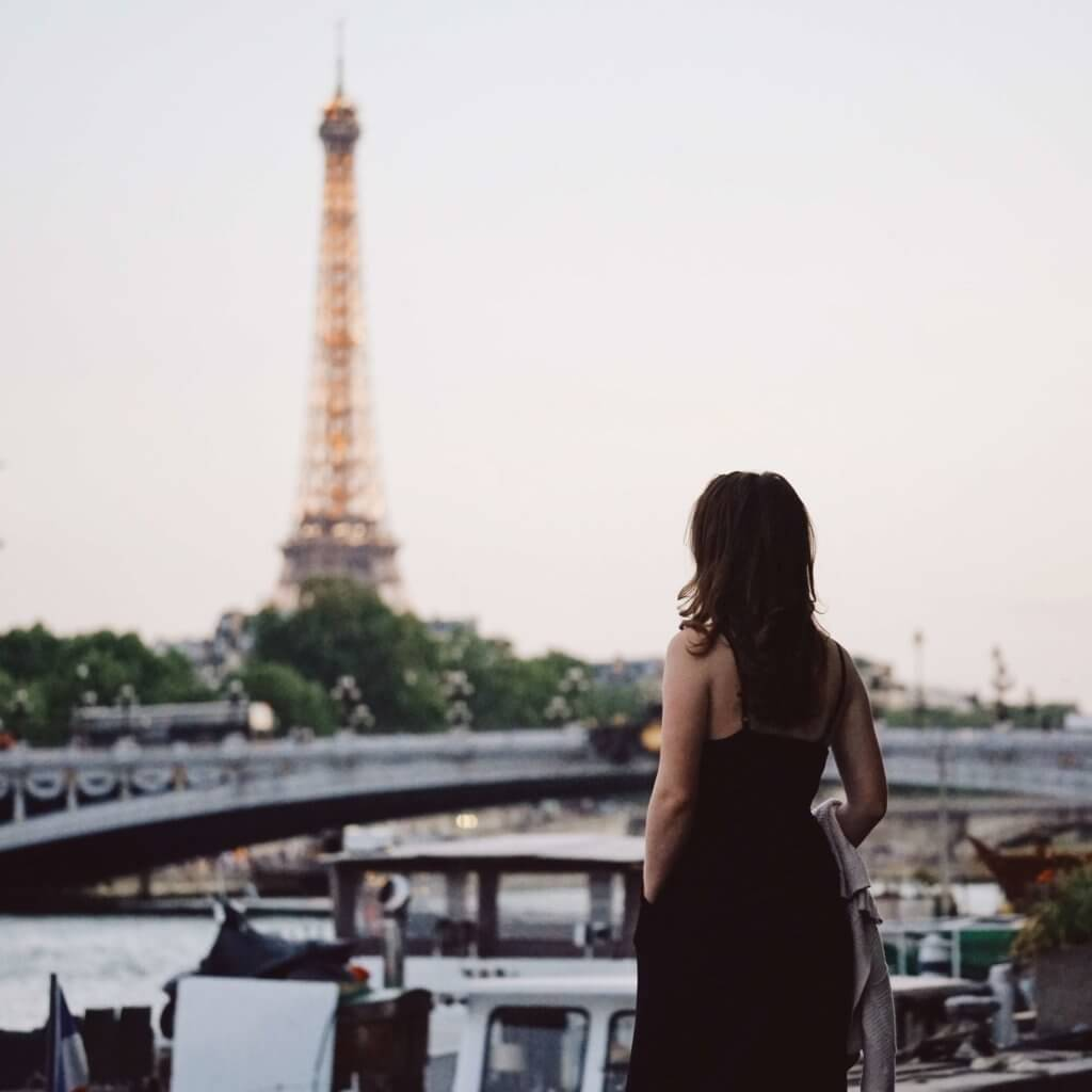 women in paris - Menopause in France