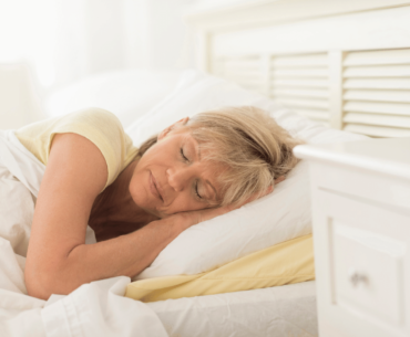 getting sleep back in your life