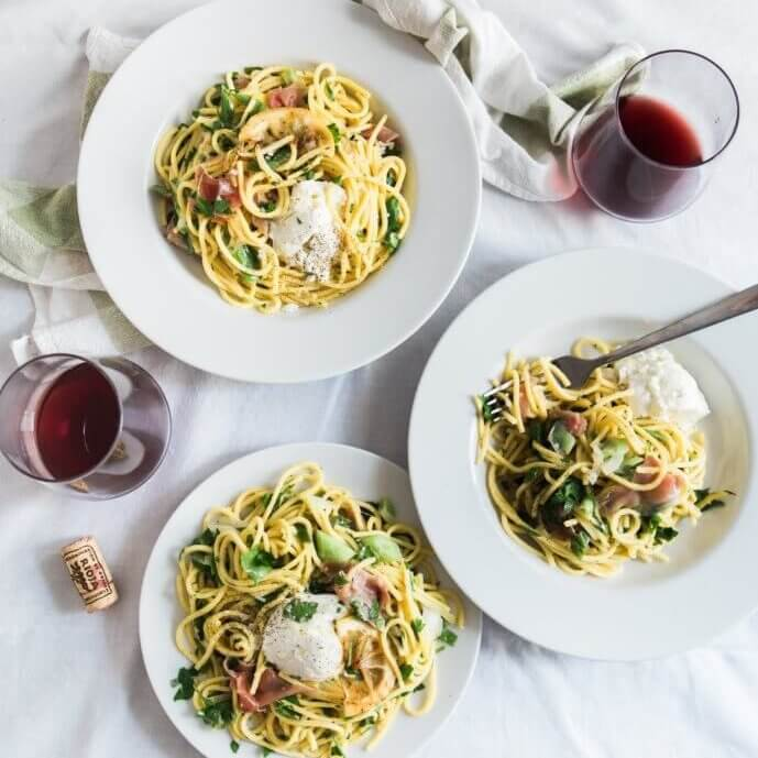 pasta - Menopause in Italy